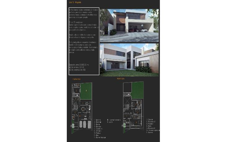 Foto de casa en venta en  , la joya privada residencial, monterrey, nuevo león, 1871436 No. 01