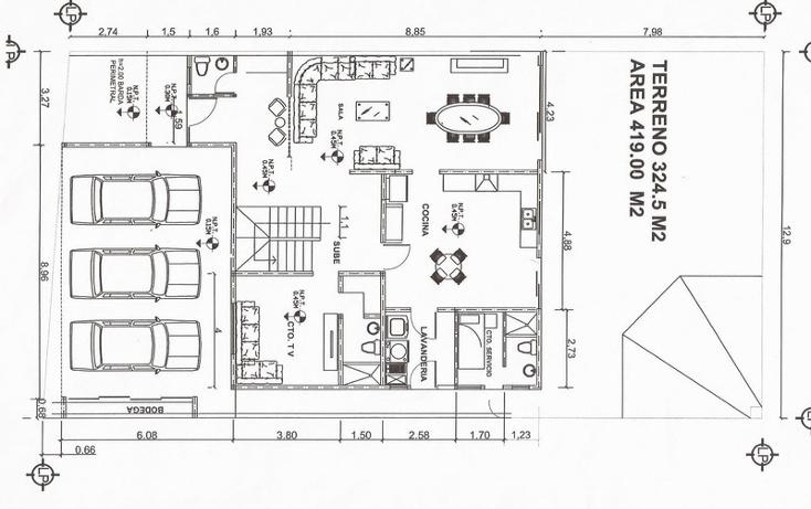 Foto de casa en venta en  , la joya privada residencial, monterrey, nuevo le?n, 1871942 No. 02
