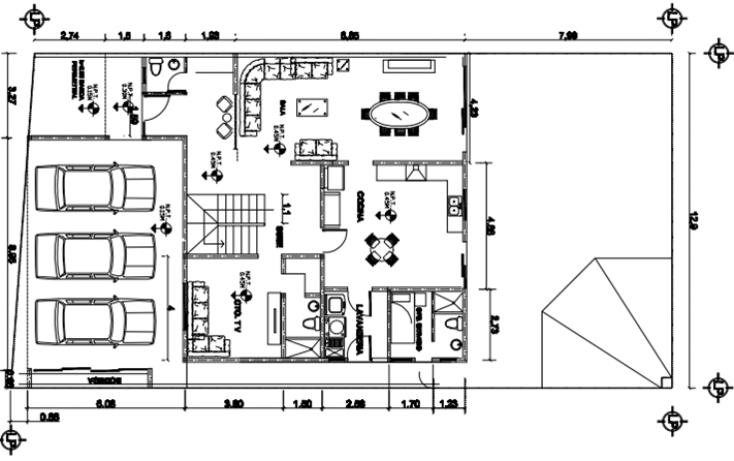 Foto de casa en venta en, la joya privada residencial, monterrey, nuevo león, 2015590 no 02