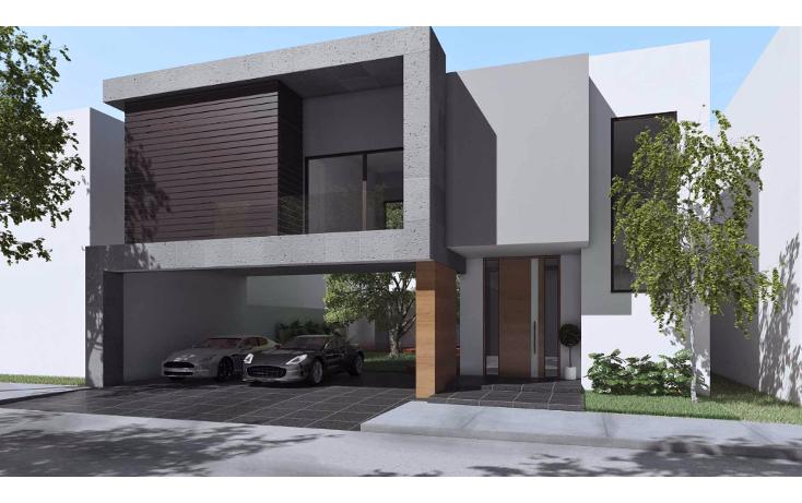Foto de casa en venta en  , la joya privada residencial, monterrey, nuevo león, 2015876 No. 01