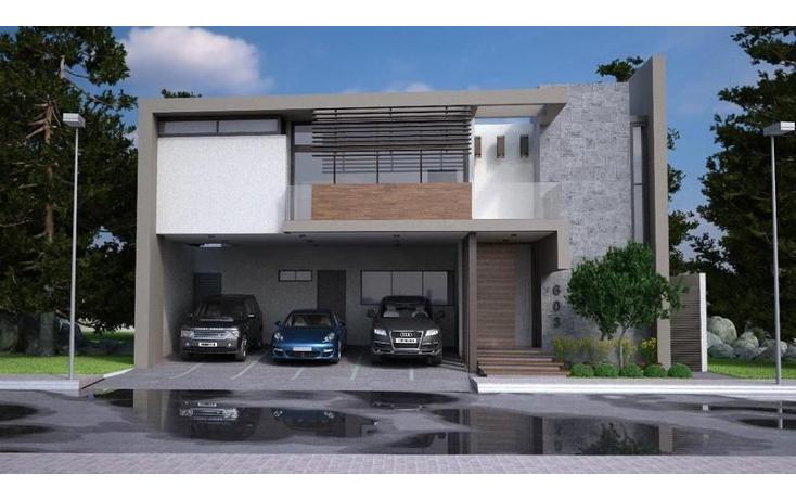Foto de casa en venta en  , la joya privada residencial, monterrey, nuevo león, 2018682 No. 01
