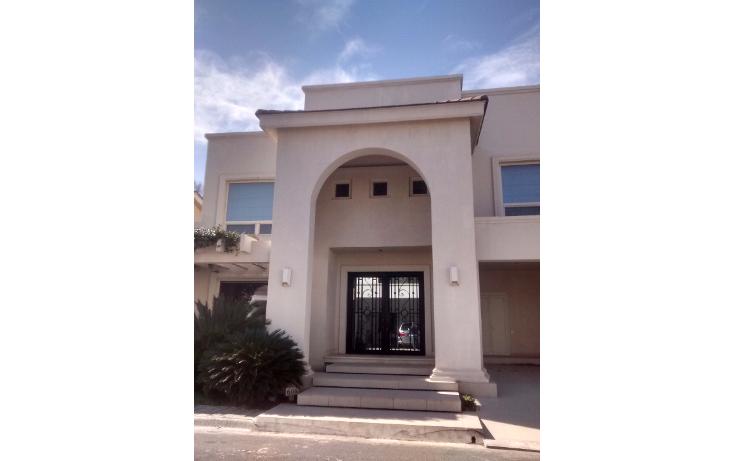 Foto de casa en renta en  , la joya, san pedro garza garcía, nuevo león, 1644678 No. 02
