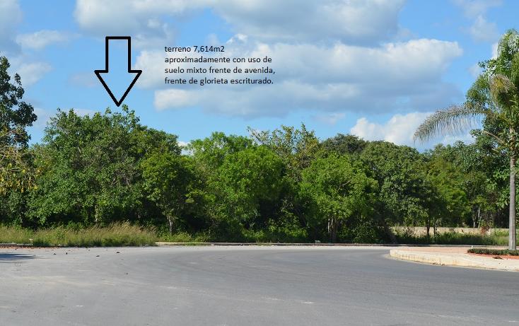 Foto de terreno comercial en venta en  , la joya, solidaridad, quintana roo, 1446041 No. 06
