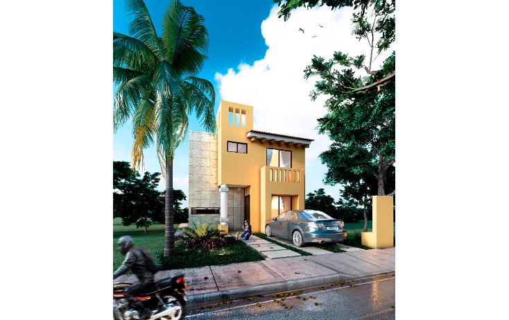 Foto de casa en venta en  , la joya, solidaridad, quintana roo, 1795390 No. 01