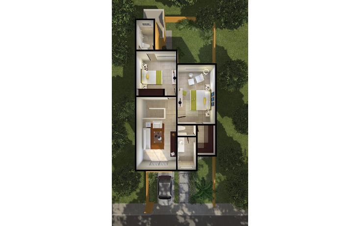 Foto de casa en venta en  , la joya, solidaridad, quintana roo, 1795390 No. 03
