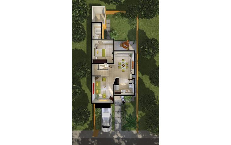 Foto de casa en venta en  , la joya, solidaridad, quintana roo, 1795390 No. 04