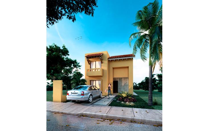Foto de casa en venta en  , la joya, solidaridad, quintana roo, 1811736 No. 02