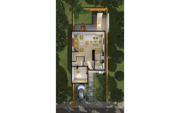 Foto de casa en venta en  , la joya, solidaridad, quintana roo, 1811736 No. 04