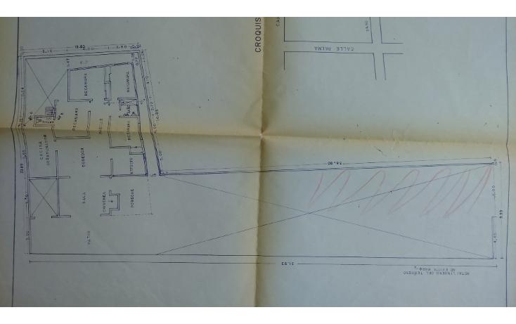 Foto de terreno habitacional en venta en  , la joya, tlalpan, distrito federal, 1621618 No. 02