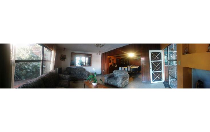 Foto de terreno habitacional en venta en  , la joya, tlalpan, distrito federal, 1621618 No. 04