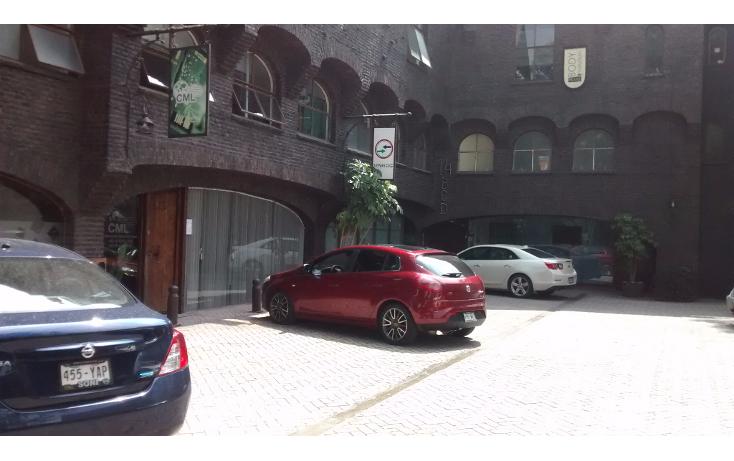 Foto de oficina en renta en  , la joya, tlalpan, distrito federal, 1722016 No. 01