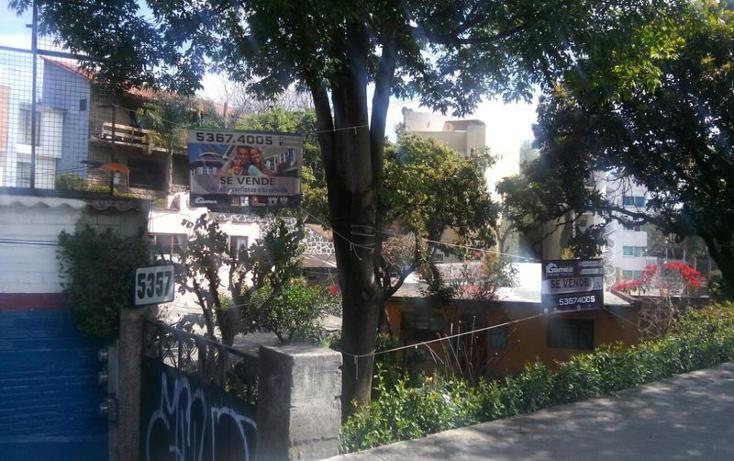 Foto de terreno habitacional en venta en  , la joya, tlalpan, distrito federal, 1862440 No. 03