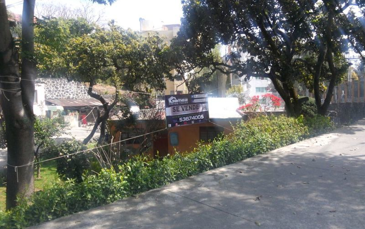 Foto de terreno habitacional en venta en  , la joya, tlalpan, distrito federal, 1862440 No. 04