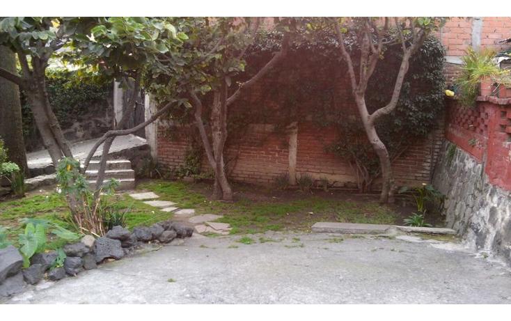 Foto de terreno habitacional en venta en  , la joya, tlalpan, distrito federal, 1862440 No. 07