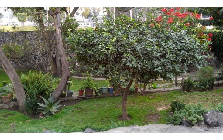Foto de terreno habitacional en venta en  , la joya, tlalpan, distrito federal, 1862440 No. 08