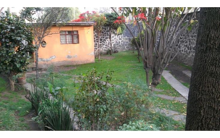 Foto de terreno habitacional en venta en  , la joya, tlalpan, distrito federal, 1862440 No. 09