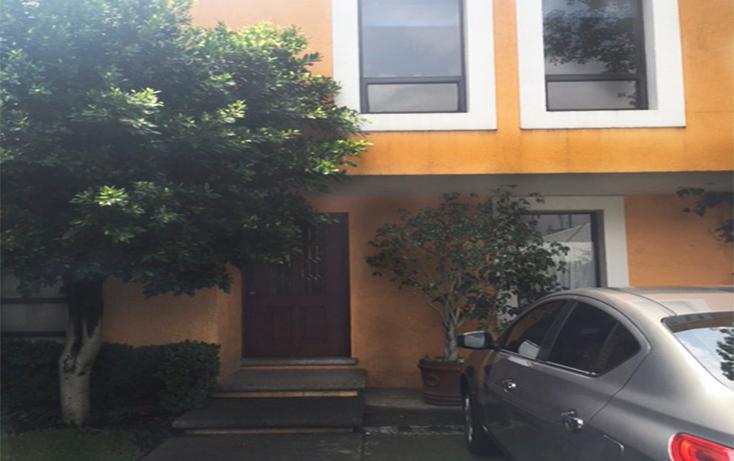 Foto de departamento en renta en  , la joya, tlalpan, distrito federal, 2015610 No. 01