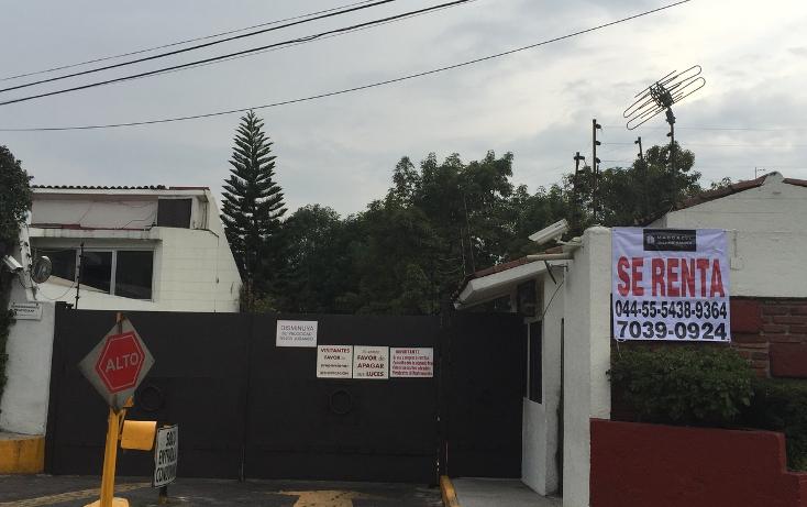 Foto de casa en renta en  , la joya, tlalpan, distrito federal, 2043615 No. 01