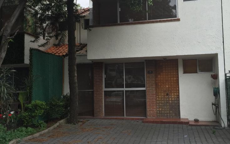 Foto de casa en renta en  , la joya, tlalpan, distrito federal, 2043615 No. 02