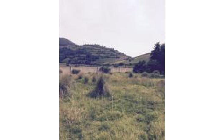 Foto de terreno habitacional en venta en  , la joya, toluca, méxico, 1717924 No. 02