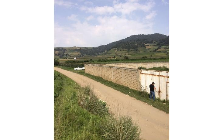 Foto de terreno habitacional en venta en  , la joya, toluca, méxico, 1717924 No. 03