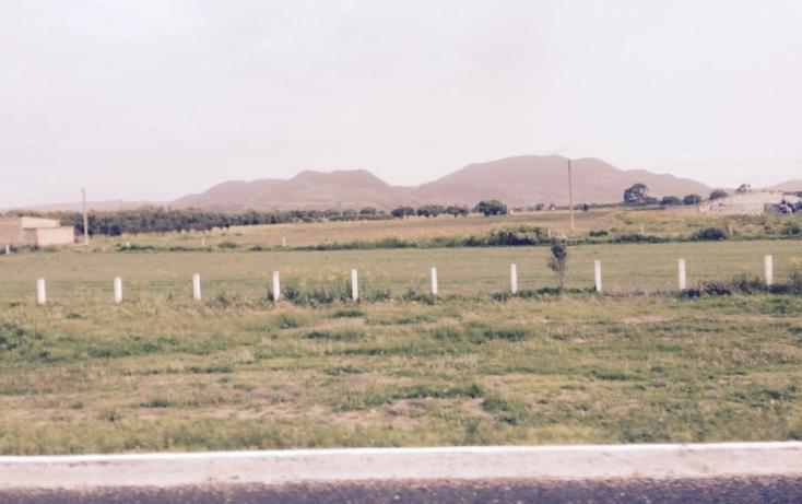 Foto de terreno habitacional en venta en  , la joya, toluca, méxico, 1717924 No. 04
