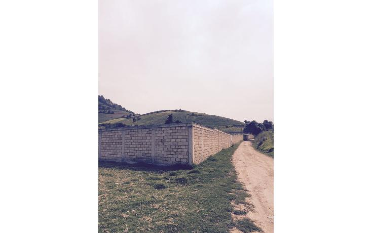 Foto de terreno habitacional en venta en  , la joya, toluca, méxico, 1717924 No. 05