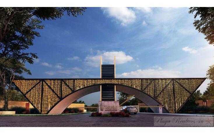Foto de terreno habitacional en venta en  , la joya xamanha, solidaridad, quintana roo, 1323457 No. 02