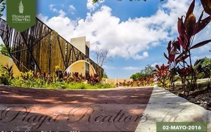 Foto de terreno habitacional en venta en  , la joya xamanha, solidaridad, quintana roo, 1323457 No. 06