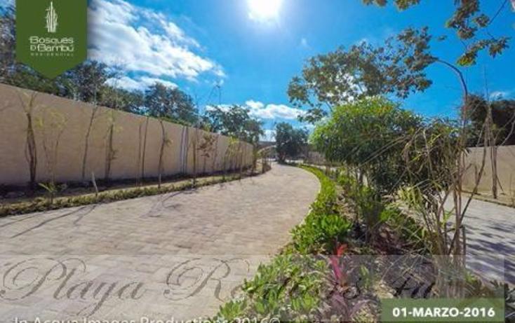 Foto de terreno habitacional en venta en  , la joya xamanha, solidaridad, quintana roo, 1323457 No. 07