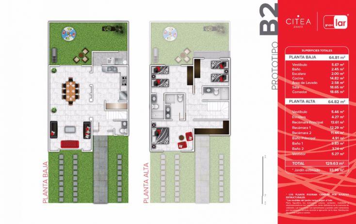 Foto de casa en condominio en venta en, la laborcilla, el marqués, querétaro, 1677232 no 08