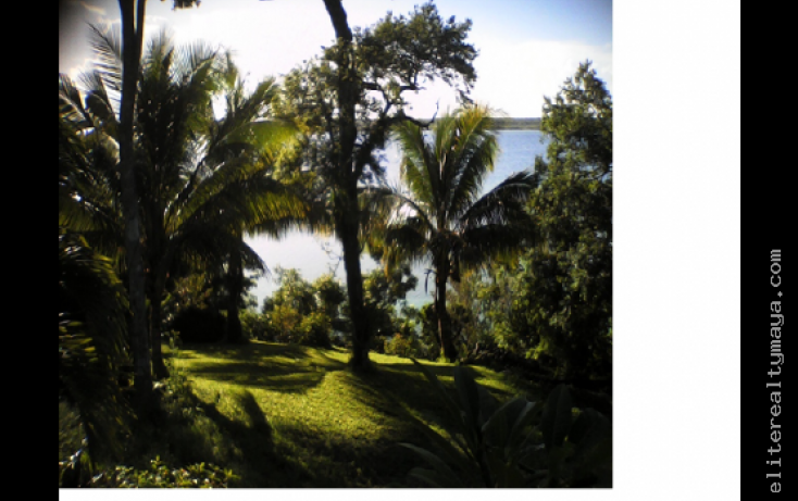 Foto de terreno habitacional en venta en, la laguna, bacalar, quintana roo, 1914946 no 03