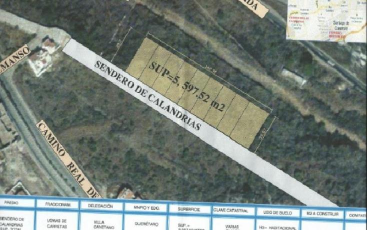 Foto de terreno habitacional en venta en, la laguna, querétaro, querétaro, 378101 no 01