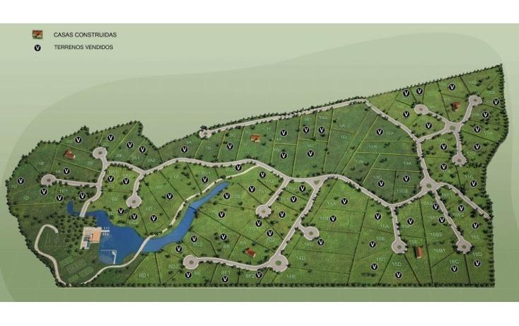Foto de terreno habitacional en venta en  , la laguna, valle de bravo, méxico, 1490773 No. 12