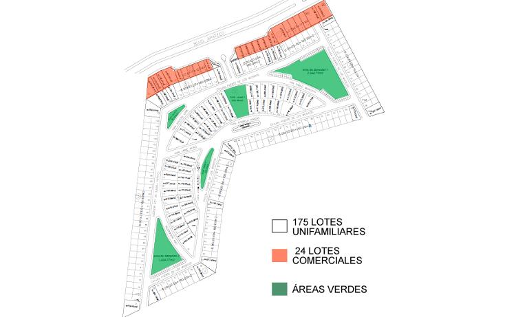 Foto de terreno habitacional en venta en  , la laja, celaya, guanajuato, 1339823 No. 02