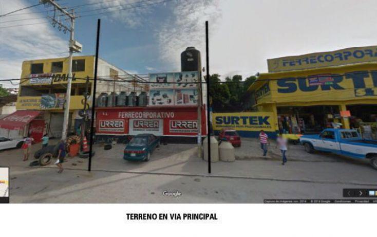 Foto de terreno comercial en venta en, la libertad, acapulco de juárez, guerrero, 1602522 no 01