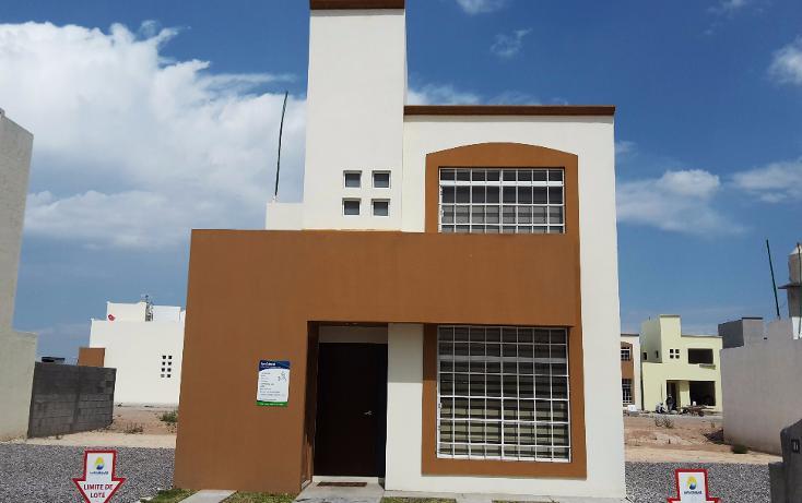 Foto de casa en venta en  , la libertad, san luis potosí, san luis potosí, 1828820 No. 01