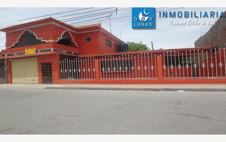 Foto de casa en venta en  , la libertad, soledad de graciano sánchez, san luis potosí, 1824098 No. 01