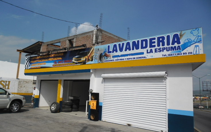 Foto de local en renta en  , la lima, culiacán, sinaloa, 1066895 No. 01
