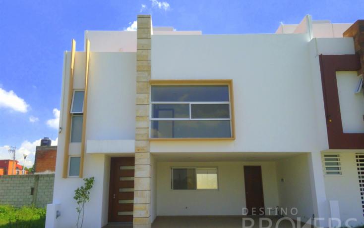 Foto de casa en venta en  , la loma (ejido romero vargas, puebla, puebla, 586217 No. 01