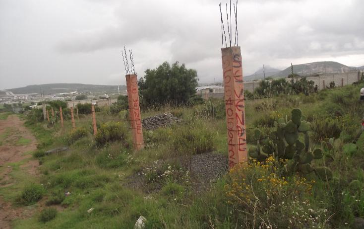Foto de terreno habitacional en venta en  , la loma, pachuca de soto, hidalgo, 1141611 No. 03