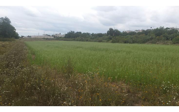 Foto de terreno habitacional en venta en  , la loma, pachuca de soto, hidalgo, 1405443 No. 01