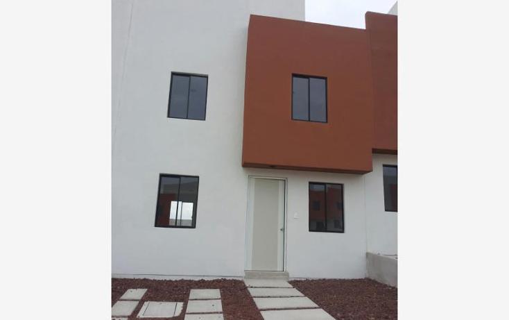 Foto de casa en venta en  , la loma, pachuca de soto, hidalgo, 430129 No. 01