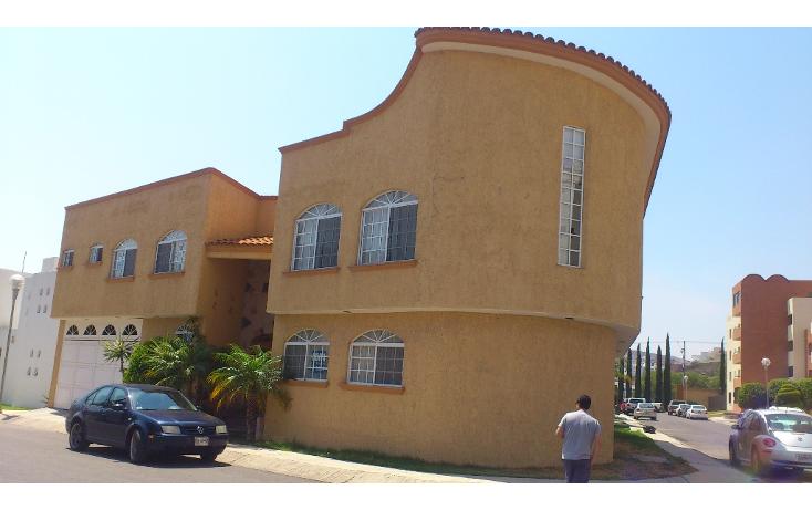 Foto de casa en condominio en renta en  , la loma, san luis potosí, san luis potosí, 1084243 No. 01