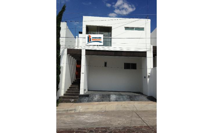 Foto de casa en venta en  , la loma, san luis potosí, san luis potosí, 1463141 No. 01