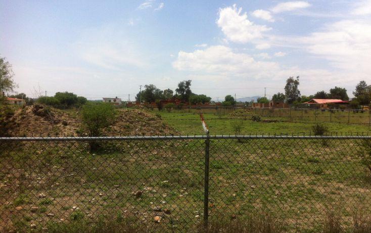 Foto de terreno habitacional en venta en la loma sur 105 m5 l18, campestre san carlos, pabellón de arteaga, aguascalientes, 1713676 no 04