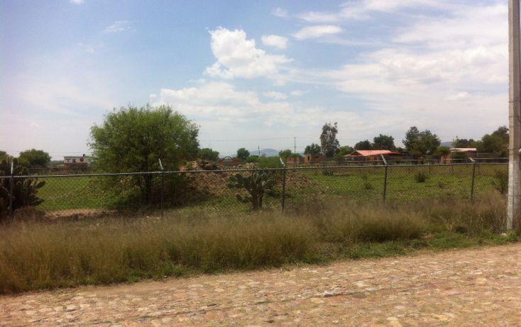 Foto de terreno habitacional en venta en la loma sur 105 m5 l18, campestre san carlos, pabellón de arteaga, aguascalientes, 1713676 no 07