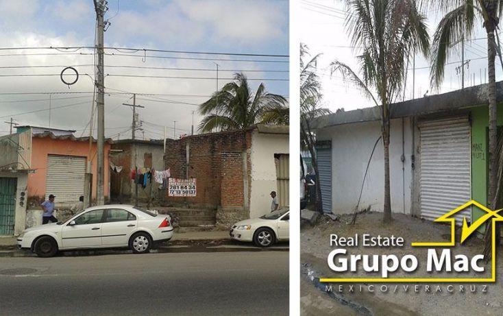 Foto de terreno habitacional en venta en, la loma, veracruz, veracruz, 1417407 no 01