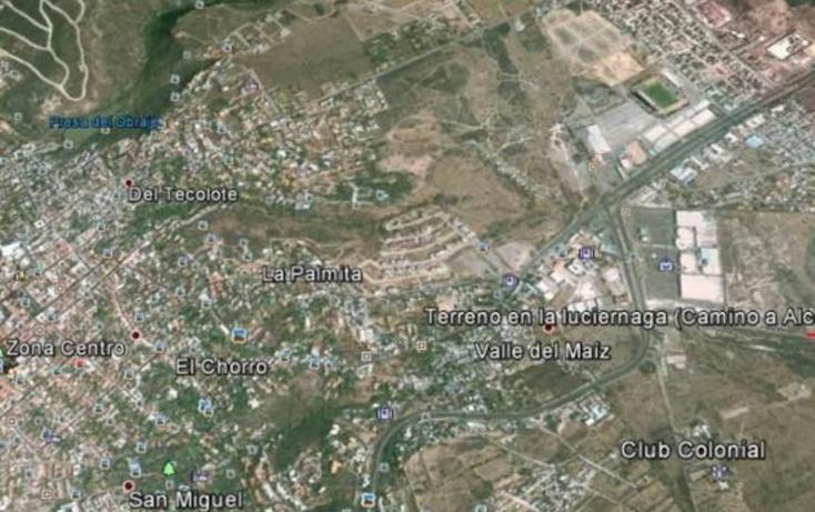 Foto de terreno habitacional en renta en  , la luciérnaga, san miguel de allende, guanajuato, 1337287 No. 03