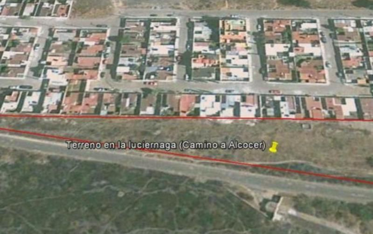 Foto de terreno habitacional en venta en  , la luciérnaga, san miguel de allende, guanajuato, 1337561 No. 01
